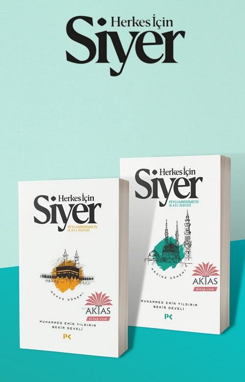 Herkes Için Siyer (mekke Dönemi - Medine Dönemi) 2 Kitap Set